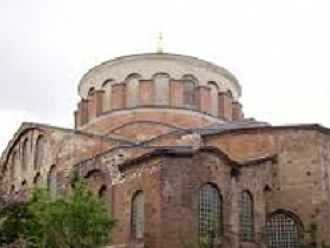 TURGAY TUNA / Aya Eirene Kilisesi