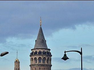 TURGAY TUNA / Galata Kulesi