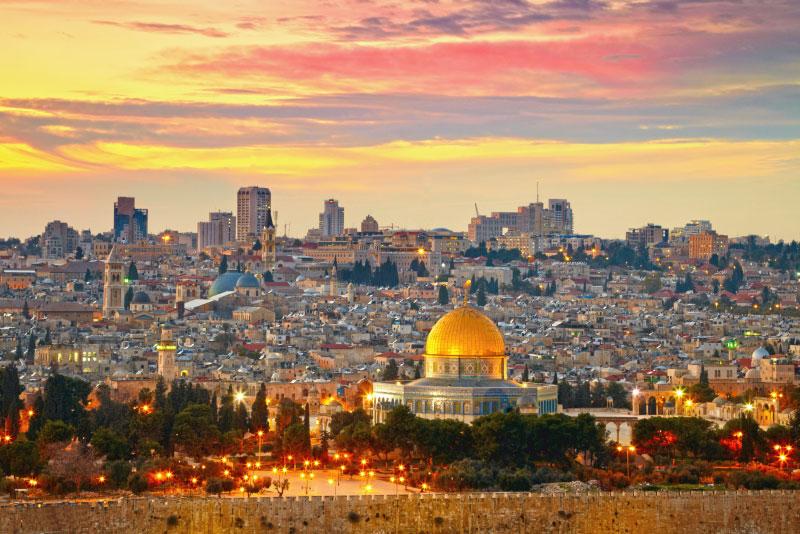 Online - Kudüs ve Kutsal Topraklar - II