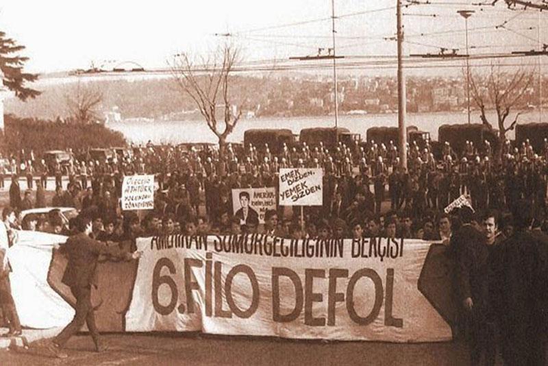 50. YILINDA '68'İN İSTANBUL'U