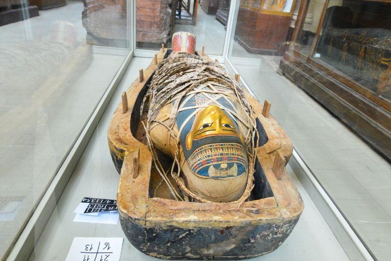 Online - Mısırbilimin Kalbinin Attığı Yer: Kahire Müzesi
