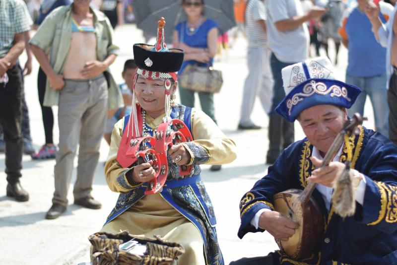 Online - Gökyüzü Ülkesi Moğolistan ile Naadam Festivali-2