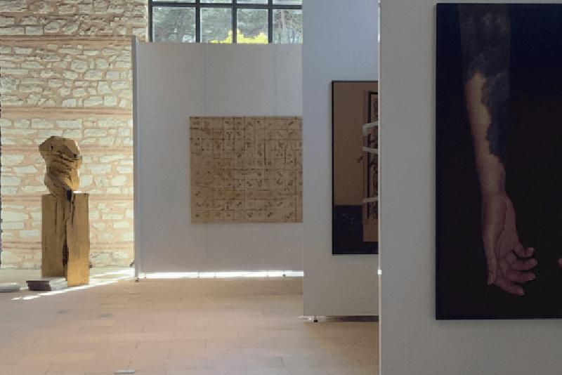 Fişekhane'de Rabia-Ali Güreli Koleksiyonu Özel Ziyareti