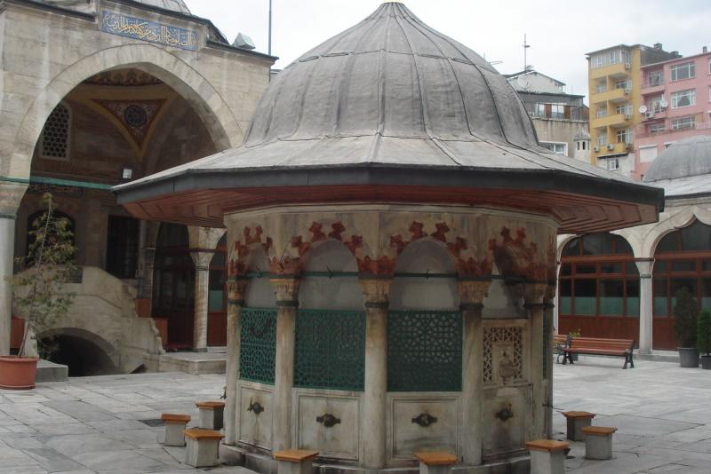 İSTANBUL'DA MİMAR SİNAN ESERLERİ