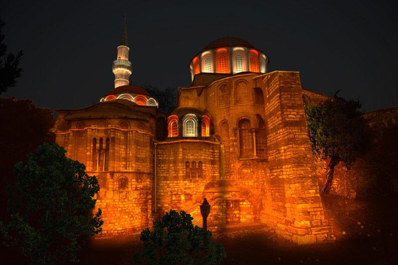 KARİYE'DE BİR GECE
