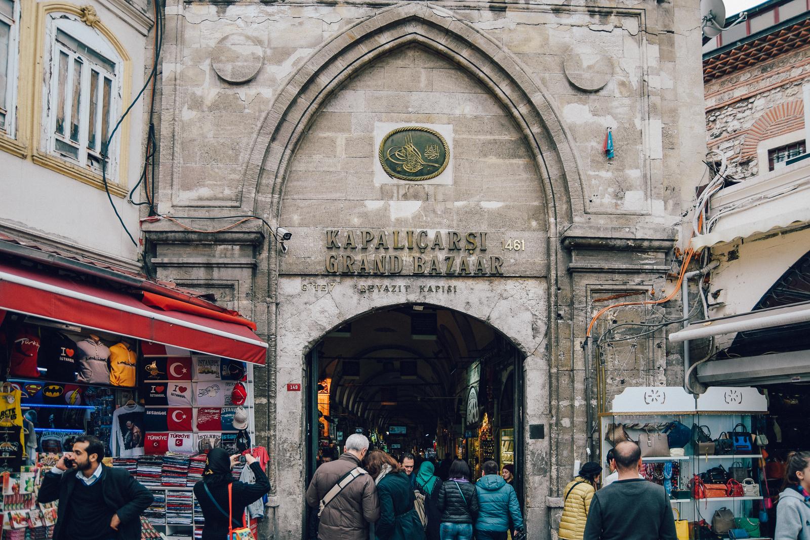 İSTANBUL'UN HANLARI ve ÇARŞILARI