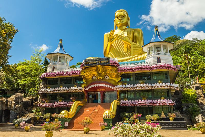 Online - Buda'nın İzinde Şri Lanka ve Esala Perahera Festivali