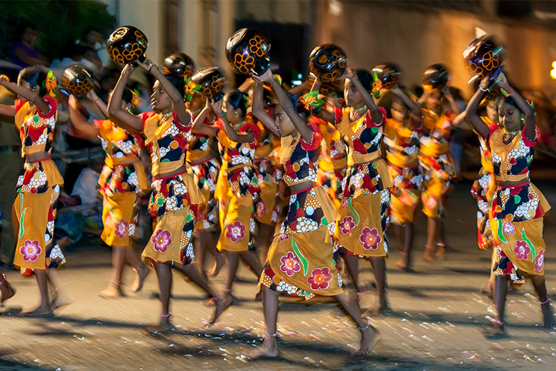 Online - Buda'nın İzinde Şri Lanka ve Esala Perahera Festivali - 2