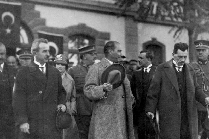 Online - Selanik'ten Ankara'ya Mustafa Kemal'in Yolculuğu