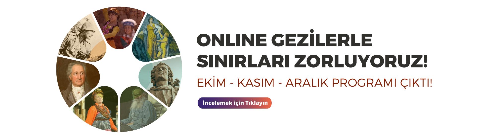 Online Geziler