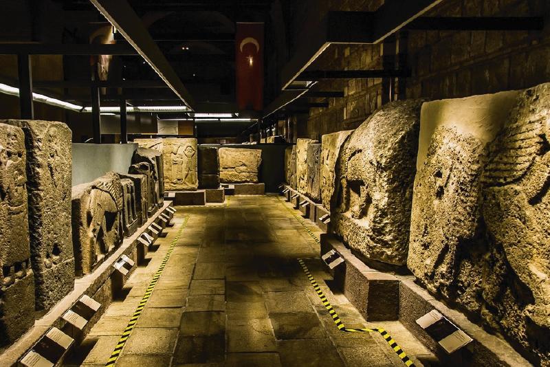 Online - Anadolu Medeniyetleri Müzesi 100 Yaşında