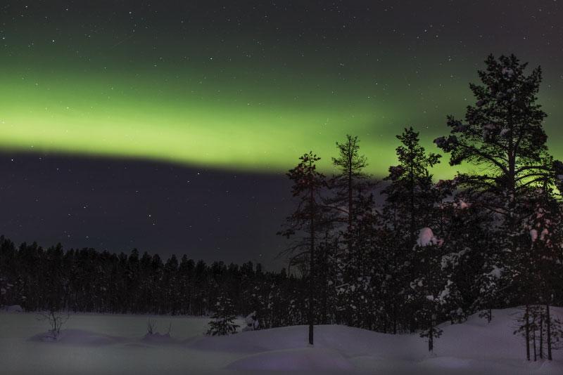 Online - Kuzey Işıkları ile Bir Kış Masalı: Lapland