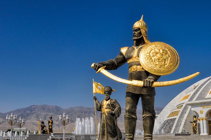 Online - İpekyolu III: Türkmenistan - Özbekistan