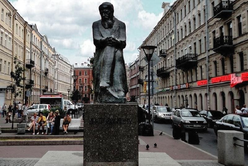 Online - Dostoyevski ve Çaykovski ile St. Petersburg
