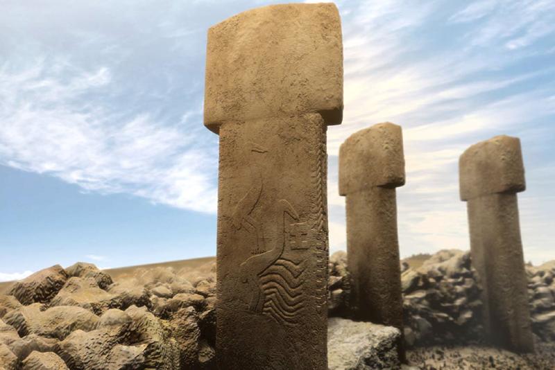 Online - Neolitik Evrim / Göbeklitepe