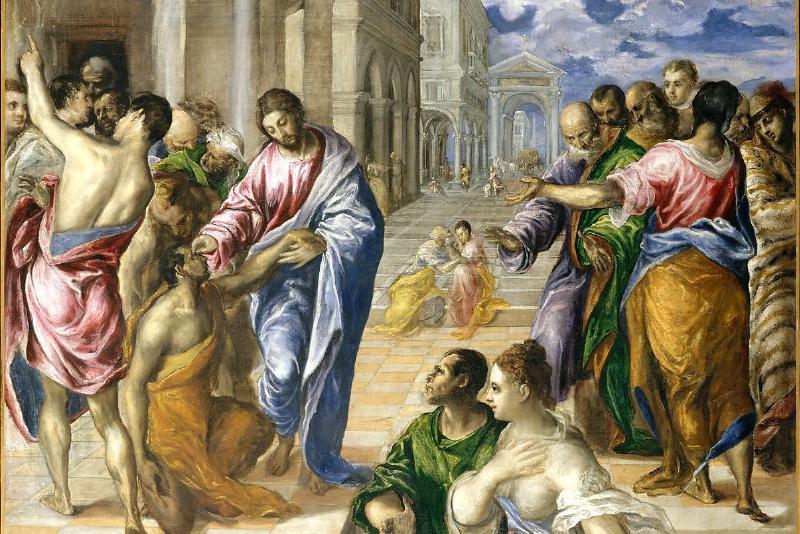 Online - El Greco - İspanyol Resminin Üç Silahşörleri