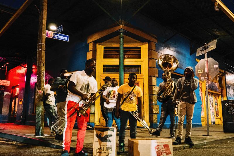 Online - New Orleans: Jazz ve Blues